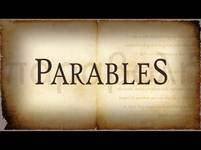 PARABLES: VOLUME ONE