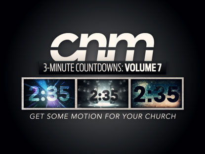 3-MINUTE COUNTDOWNS VOLUME 7