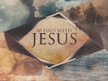 40 DAYS WITH JESUS BUNDLE