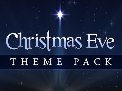 CHRISTMAS EVE THEME PACK