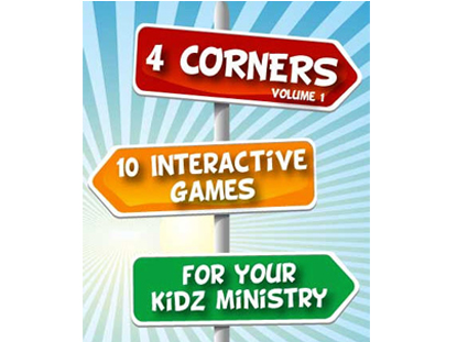 4 CORNERS INTERACTIVE GAME: VOLUME 1