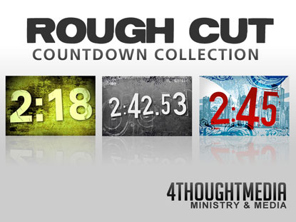 ROUGH CUT COUNTDOWN COLLECTION