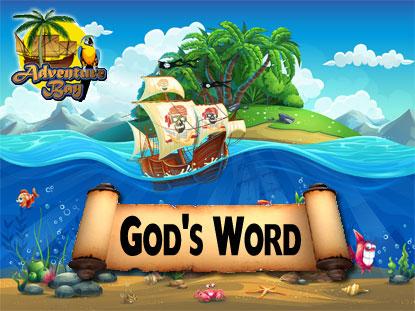 ADVENTURE BAY: GODS WORD