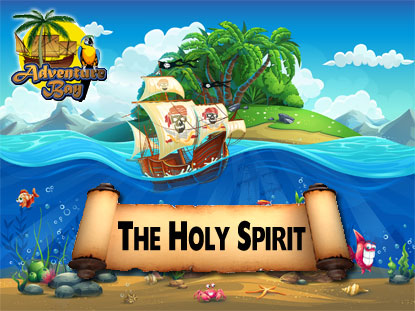 ADVENTURE BAY: THE HOLY SPIRIT