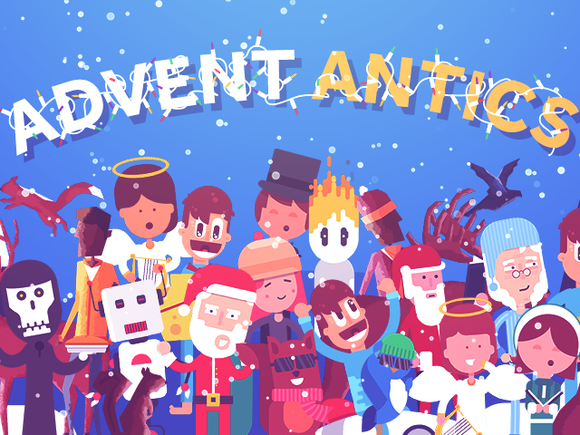 ADVENT ANTICS COLLECTION