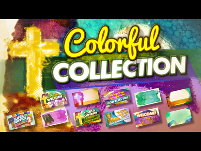 COLORFUL COLLECTION