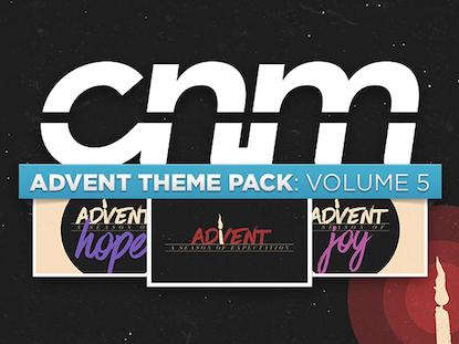 ADVENT THEME PACK: VOLUME 5