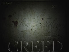 APOSTLE'S CREED COLLECTION