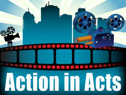 ACTIONS IN ACTS