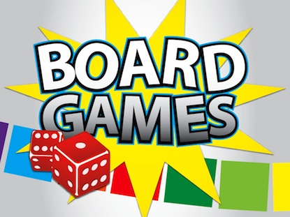 BOARD GAMES- 12 WEEK CURRICULUM