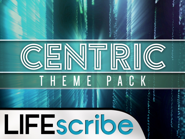 CENTRIC THEME PACK