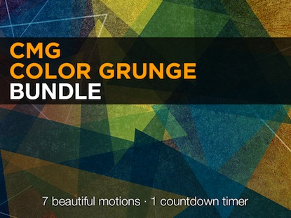 COLOR GRUNGE BUNDLE