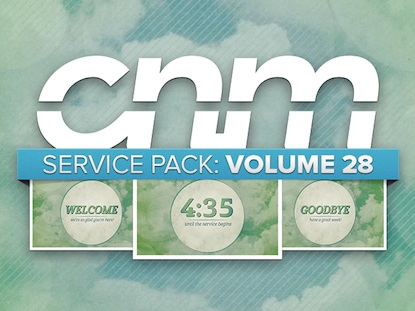 SERVICE PACK: VOLUME 28
