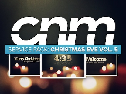 SERVICE PACK: CHRISTMAS EVE VOL. 5