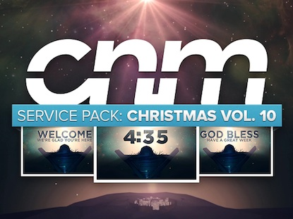 SERVICE PACK: CHRISTMAS VOL. 10