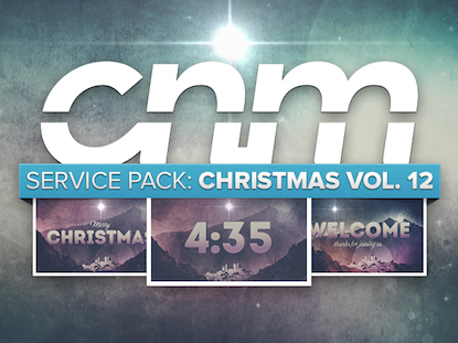 SERVICE PACK: CHRISTMAS VOL. 12
