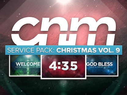 SERVICE PACK CHRISTMAS VOL 9