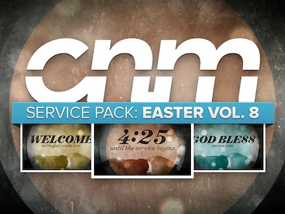 SERVICE PACK: EASTER VOL. 8