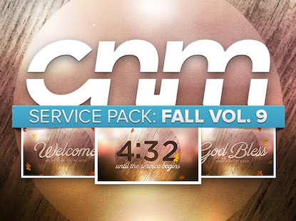 SERVICE PACK: FALL VOLUME 9