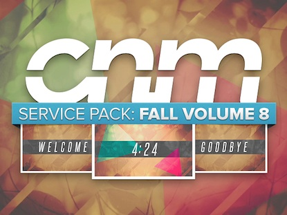 SERVICE PACK: FALL VOLUME 8
