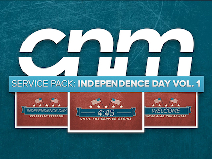 SERVICE PACK: INDEPENDENCE DAY VOL. 1