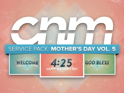 SERVICE PACK: MOTHER'S DAY VOL. 5
