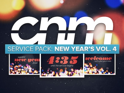 SERVICE PACK: NEW YEAR'S VOLUME 4