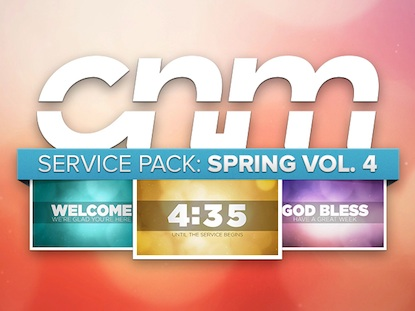 SERVICE PACK SPRING: VOL. 4