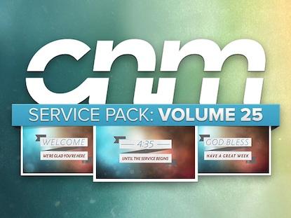 SERVICE PACK: VOLUME 25