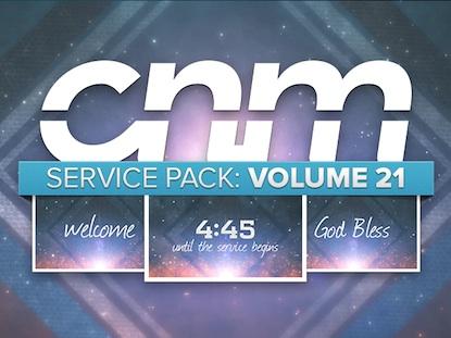 SERVICE PACK: VOLUME 21
