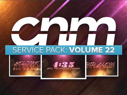 SERVICE PACK: VOLUME 22