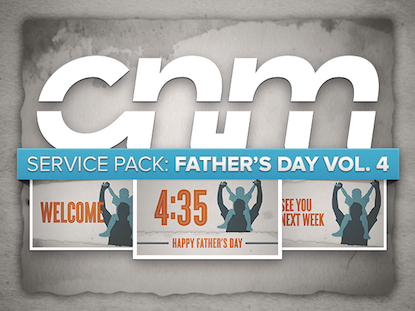 SERVICE PACK: FATHER'S DAY VOLUME 4