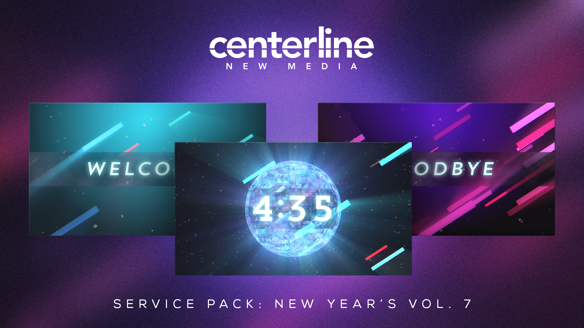 SERVICE PACK: NEW YEAR'S VOL. 7