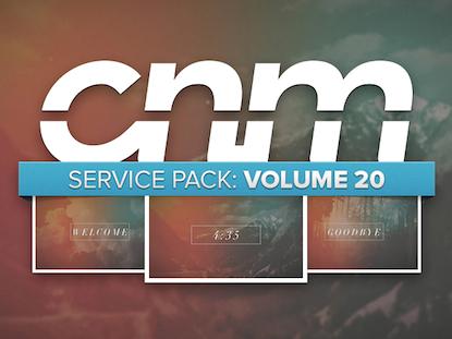 SERVICE PACK: VOLUME 20