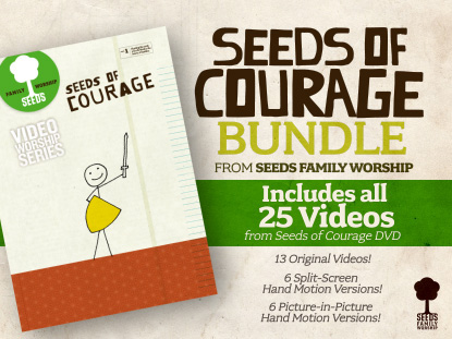 SEEDS OF COURAGE DVD BUNDLE