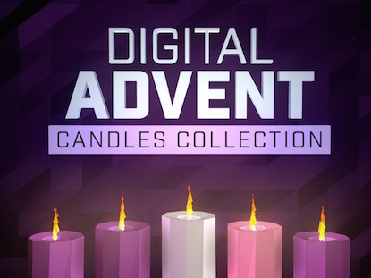 DIGITAL ADVENT CANDLES COLLECTION