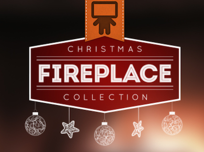 CHRISTMAS FIREPLACE COLLECTION