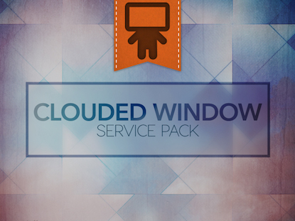 CLOUDED WINDOW SERVICE PACK