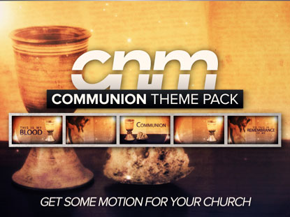 COMMUNION THEME PACK