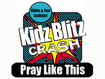 CRASH CURRICULUM: PRAY LIKE THIS