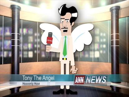 CHRISTMAS TONY THE ANGEL BUNDLE