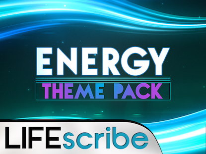 ENERGY THEME PACK