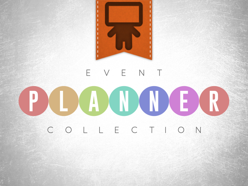 EVENT PLANNER COLLECTION - SPANISH