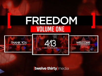 FREEDOM: VOLUME ONE