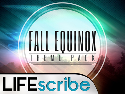FALL EQUINOX THEME PACK