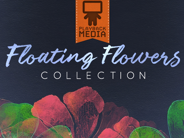 FLOATING FLOWERS COLLECTION - SPANISH