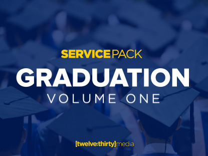 SERVICE PACK: GRADUATION, VOLUME 1
