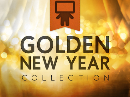 GOLDEN NEW YEAR COLLECTION