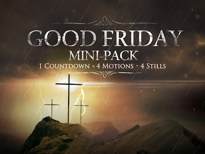 GOOD FRIDAY MINI-PACK