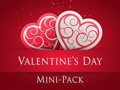VALENTINE'S DAY MINI-PACK